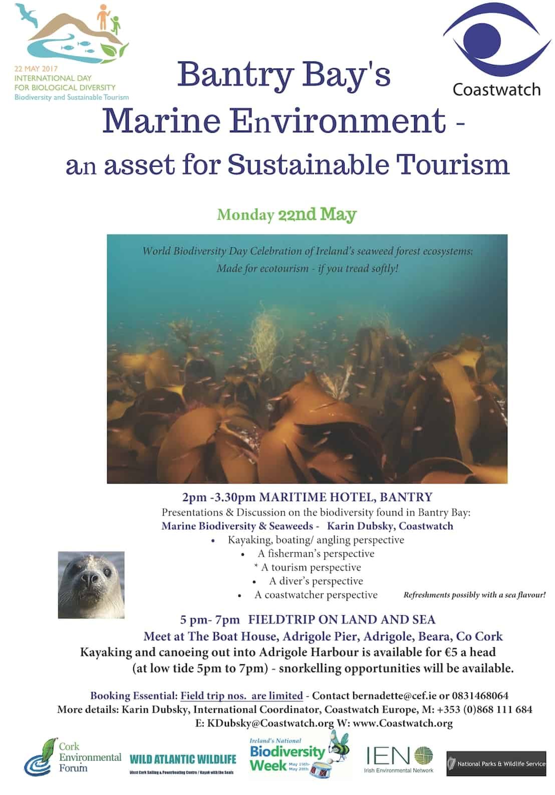 cork environmental forum | biodiversity day