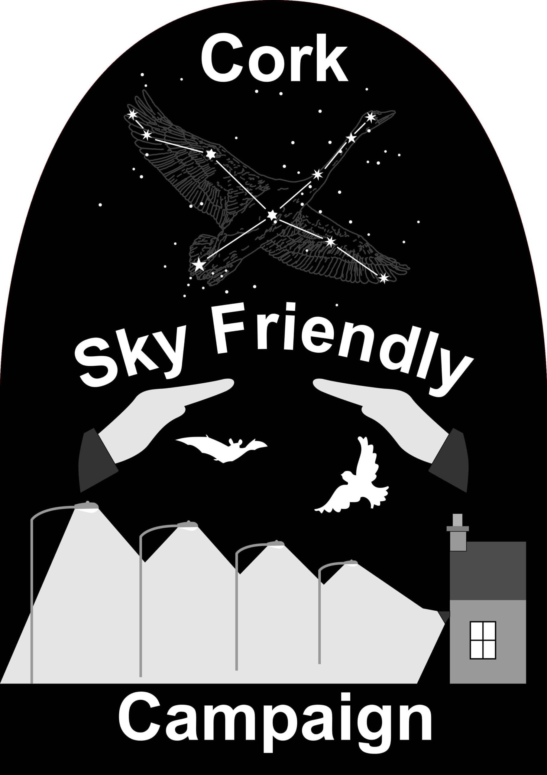Cork Sky Friendly Campaign logo